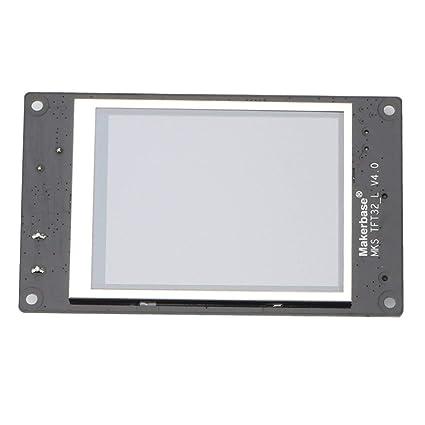 Impresora 3D profesional Kit MKS GEN 1.4 Tablero de control + LCD ...