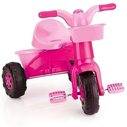 Amazon.com: Dolu niños My First Trike de princesa – Rosa ...