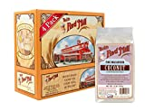 Bob's Red Mill Fine Macaroon Coconut (Unsweetened), 12 Ounce (Pack of 4)