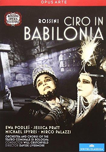 Ciro Di Babilonia (DVD)