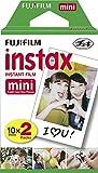 Fujifilm INSTAX Mini Instant Film 2 Pack = 20