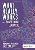 img - for What Really Works With Exceptional Learners book / textbook / text book