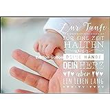 Spruch Zur Taufe Karte.Karte Zur Taufe Schutzengel Für Mädchen Mit Umschlag Recycling