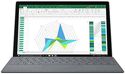 Microsoft 1796 Surface Pro FKH-00015 Core i7 512GB 16GB Windows 10 12.3 Inch integrated graphics