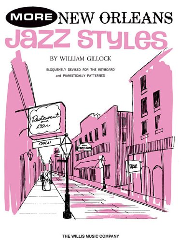 More New Orleans Jazz Styles: Mid-Intermediate ()