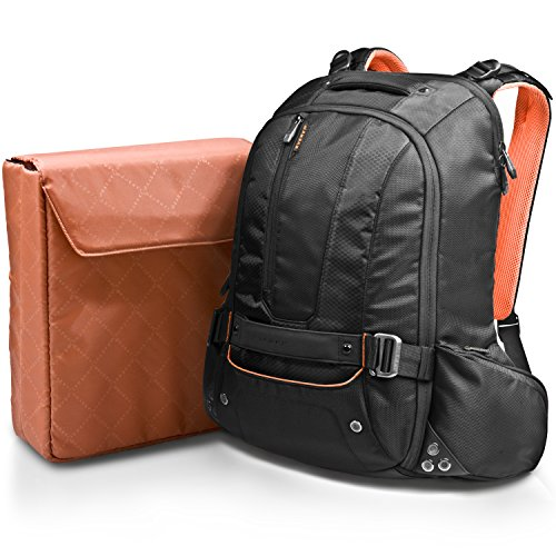 Everki Beacon Laptop Backpack with Gaming Console Sleeve, Fits up to 18-Inch (EKP117NBKCT) by Everki (Image #3)
