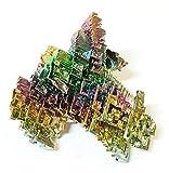Bismuth Crystal Specimen - Large (1.5-2 inches)