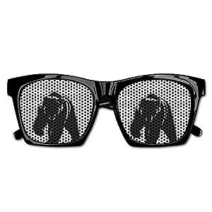 Cherry Park Strong Black Bear Retro Party Sunglasses & Eyewear