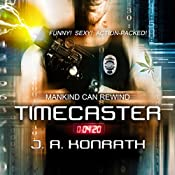Timecaster   J. A. Konrath