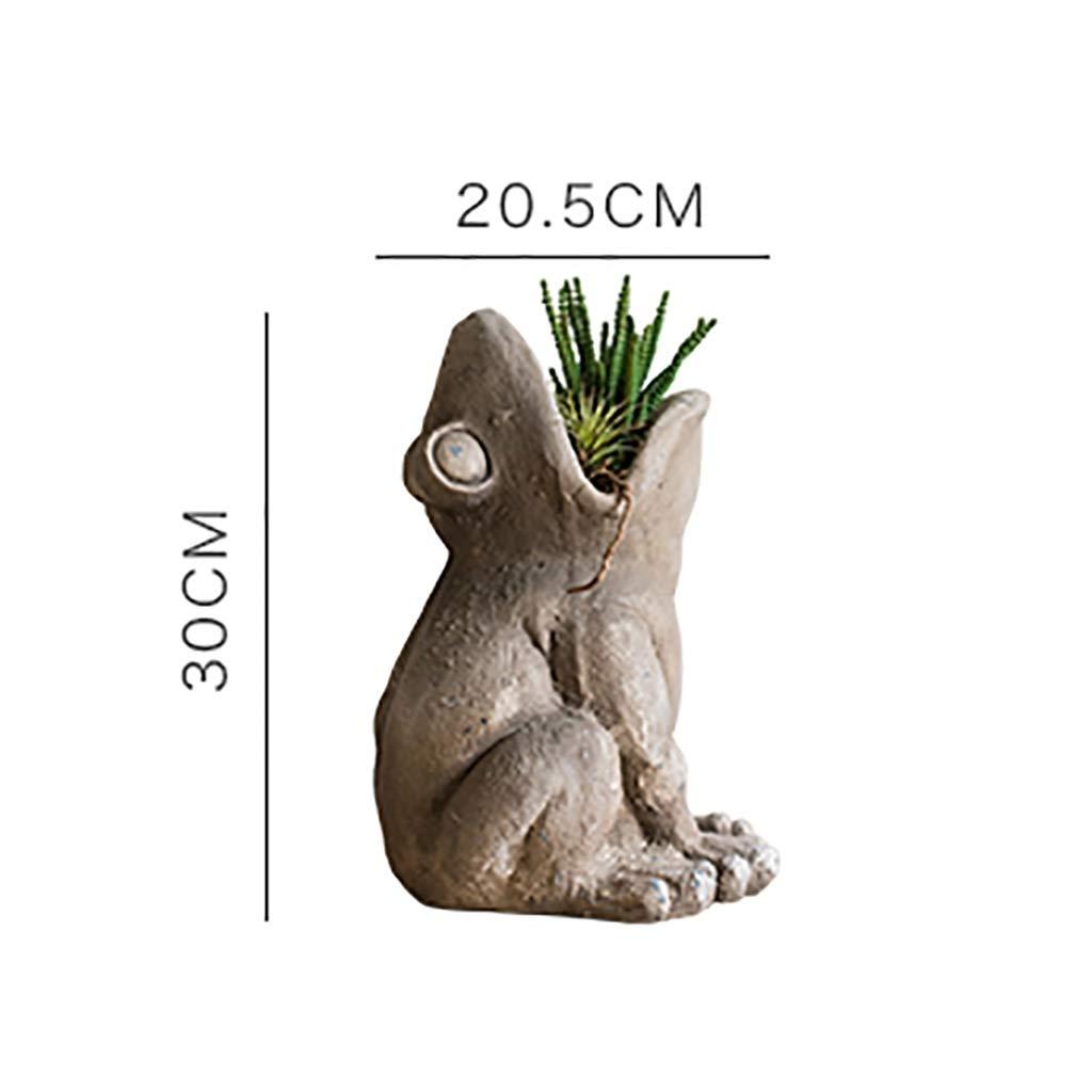 花の棚 植木鉢の棚、庭の装飾的な立場の家の貯蔵の棚の陳列だな(陶磁器)20.5 * 20.5 * 30CM B07QDGMKZZ