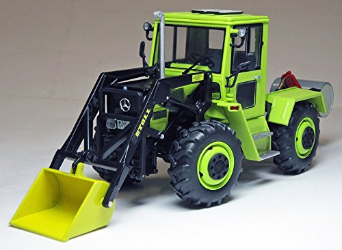 Weise-Toys MB-Trac 900 (W440) with Front Loader (Version 1981 - 1982) (2016) Tractor Model