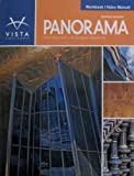 Panorama 4e Workbook/Video Manual, Blanco, Jose A. and Donley, Philip R., 1617677108