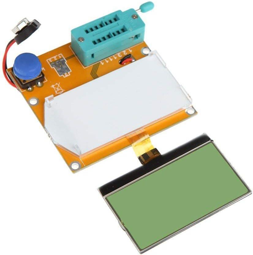 LCR-T4 Esr Metros Transistor Tester Diodo Capacidad de Triodo Scr Inductancia M328 Lanceasy Transistor Probador