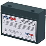 12V 5.5Ah RT - UPSBatteryCenter battery replacement for APC BF350U UPS