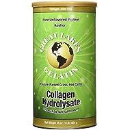 Great Lakes Gelatin Collagen Hydrolysate Kosher, 16 oz