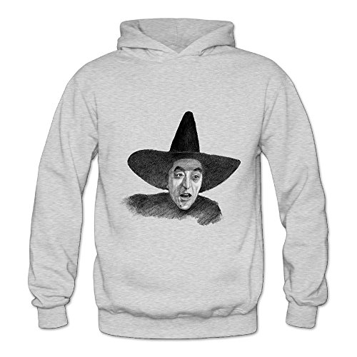 Lennakay Work Adult's Wicked Witch Hooded With No Pocket Ash For Woman SizeXXL