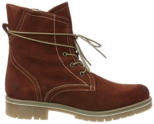 Tamaris Damen 26243 Chukka Boots Rot (TERRACOTA 588)