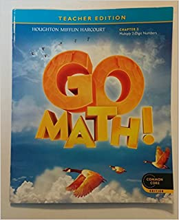 Amazoncom Go Math Grade 4 Chapter 5 Factors Multiples And