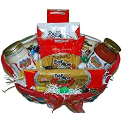 Dell'Alpe Pasta Dinner Basket