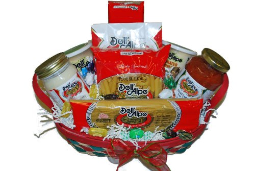 Dell'Alpe Pasta Dinner Basket