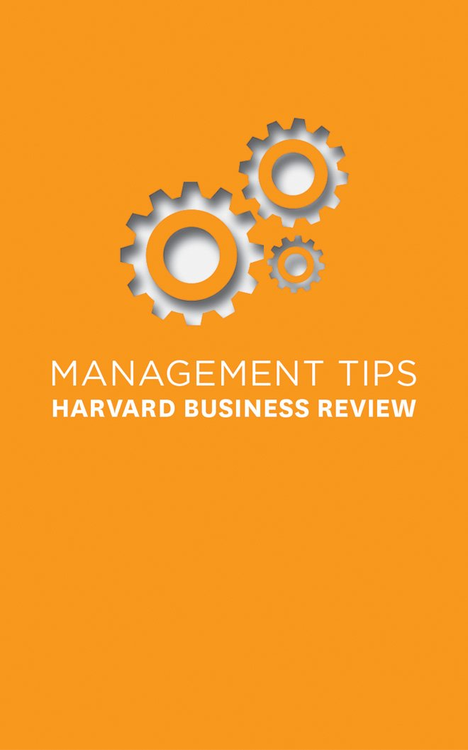 Download Management Tips: From Harvard Business Review ebook