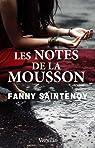 Les notes de la mousson par Saintenoy