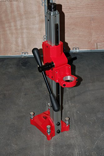 BLUEROCK Model Z1S - 4'' Core Drill Stand - Concrete Coring - NEW for Model Z-1 by BLUEROCK TOOLS