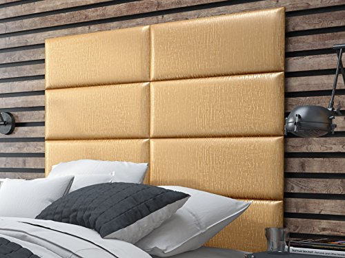 VANT Upholstered Wall Panels Rectangle Shaped-Wall Art, Great Designer Look, Affordable Renovation...