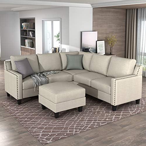 Merax 3 Piece Sectional Sofa