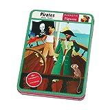 Mudpuppy Pirates Magnetic Figures