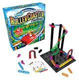 Product picture for ThinkFun Roller Coaster Challenge Stem Toy and Building Components, Toty Game of the Year Finalist