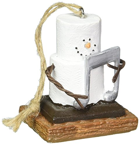 S'Mores Music Lovers Music Note Christmas/ Everyday Ornament (Ornaments Christmas Notes Music)