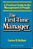 The First Time Manager, Loren B. Belker, 0814458602