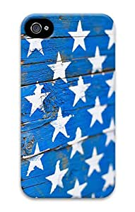 Best iPhone 4S/4 Cases and Covers Wood Stars PC Case Cover for iPhone 4 and iPhone 4s