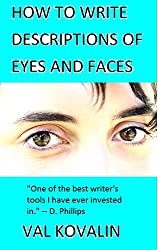 How to Write Descriptions of Eyes and Faces