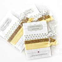 Twinkle Little Star Favours - Hair Ties (5 Pack)