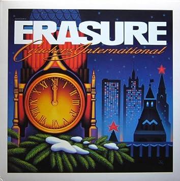 Erasure - Crackers International-Stop! (e p  4 tracks, 1988