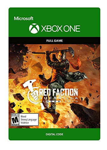 Red Faction Guerilla Re-MARS-tered - Xbox One [Digital Code]