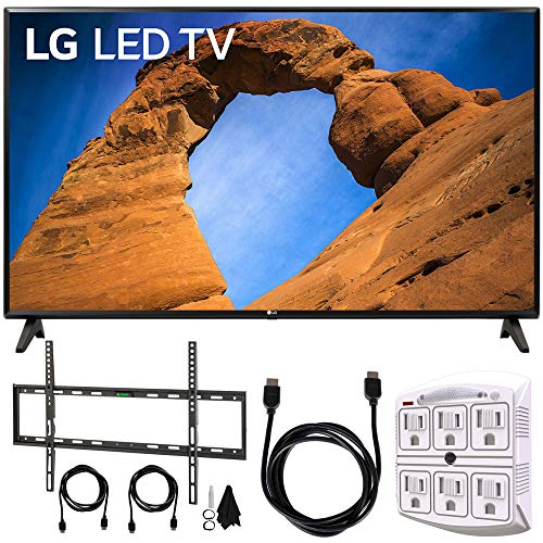 "LG 43LK5700PUA 43""-Class HDR Smart LED Full HD 1080p TV  + F"
