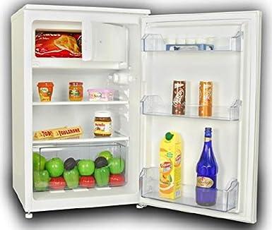 Kühlschrank mit Gefrierfach 54 Cm Breit A+ 117 L: Amazon.de: Elektro ...