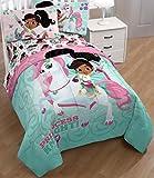 Nick Jr. Nella the Princess Knight 4 Piece Twin Bedding Set (Comforter + Sheets)