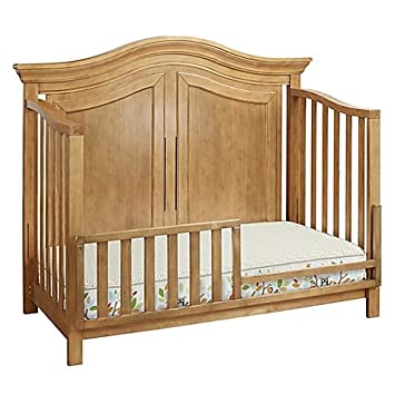 Amazon Com Guard Rail For Toddler Bed Made Of Poplar Wood In