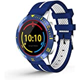 Smart Watch, Bluetooth 4.0 Notification Push Touchscreen Sporting Tracker Watch Support iOS/Android