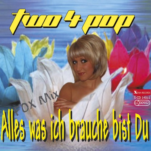 alles was ich brauche bist du by two 4 pop on amazon music. Black Bedroom Furniture Sets. Home Design Ideas
