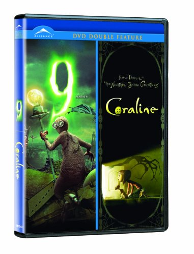 9 / Coraline (Double Feature) (2011) (Coraline Dvd Movie)