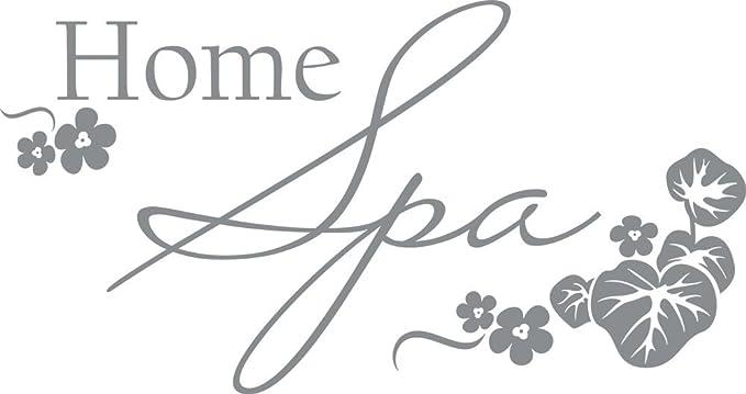GRAZDesign 650149 30 074 Wandtattoo Wellness Home Spa   Fliesen Tattoo Aufkleber für Badezimmer ...