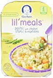 Gerber Graduates Lil' Meals, Pasta Stars with Chicken and Vegetables, 6 Ounce (Pack of 6)