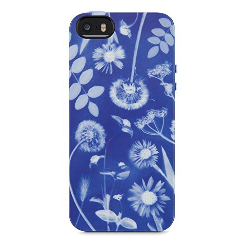 Belkin Dana Tanamachi Case for iPhone 5 / 5S and iPhone SE (Blue/White)