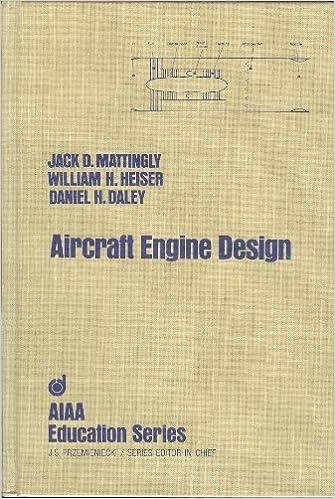 Aircraft Engine Design (Aiaa Education Series)