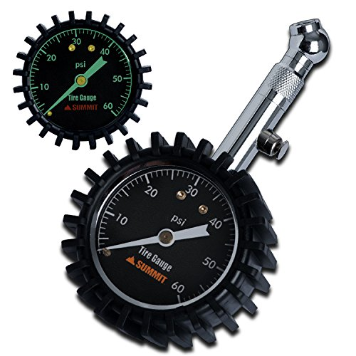 Summit Tools Heavy Pressure Gauge product image